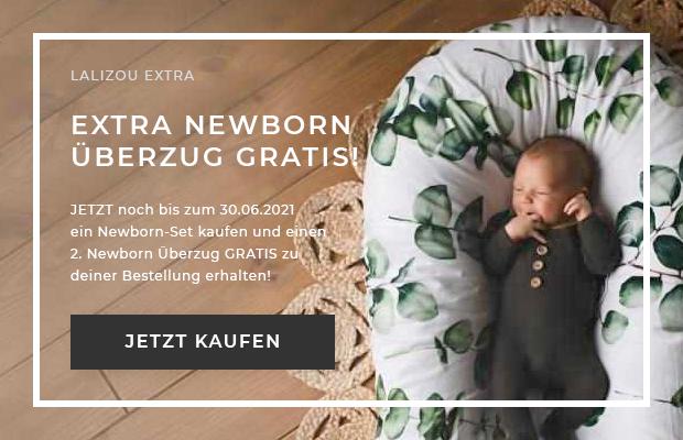 Erhalte einen Newborn Überzug GRATIS!