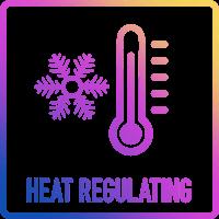 Heat regulating